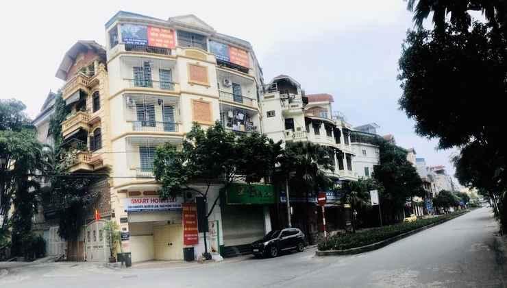 EXTERIOR_BUILDING BHome Hostel Hà Nội
