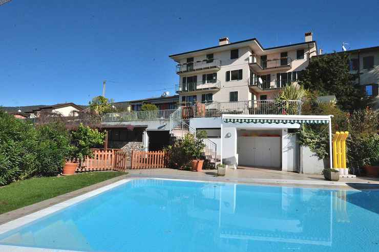 SWIMMING_POOL Apartment Montegolo Four With Pool And Lake View