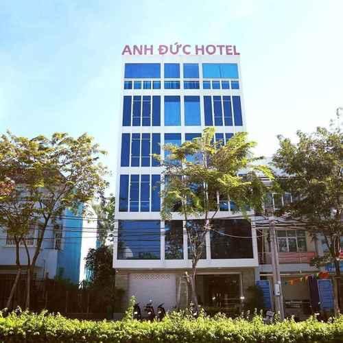 EXTERIOR_BUILDING Anh Đức Hotel Bình Dương
