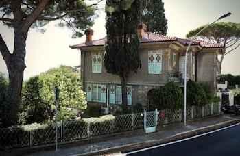 EXTERIOR_BUILDING Panoramica Villa Cavour con Giardino