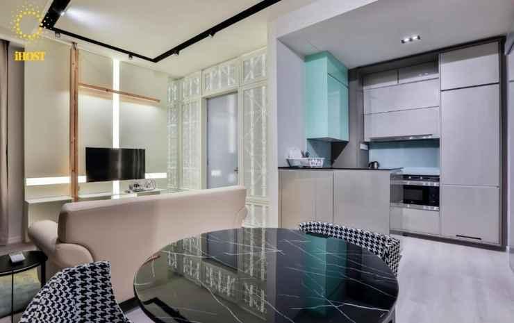 Expressionz Suite by iHost Global Kuala Lumpur - Suite Eksekutif, pemandangan kebun