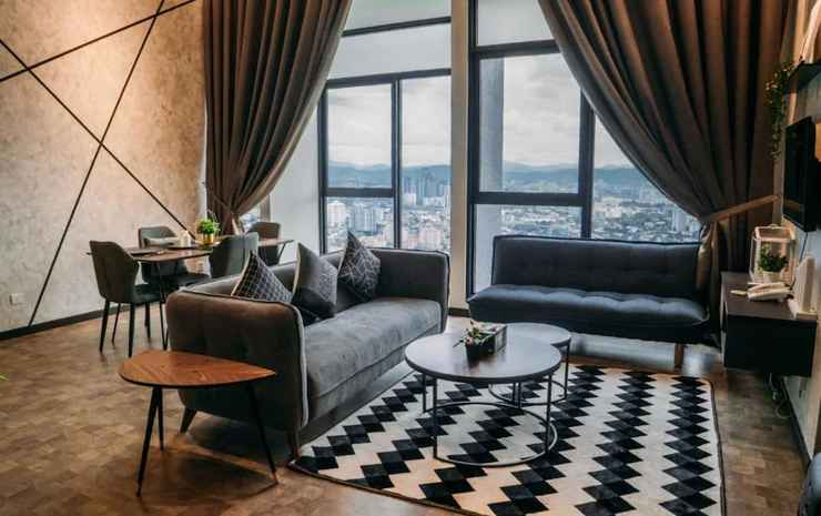 Expressionz Suite by iHost Global Kuala Lumpur - Suite Superior, 3 kamar tidur (Family Executive Suite)