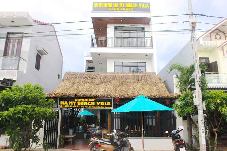 EXTERIOR_BUILDING Sunshine Ha My Beach Villa