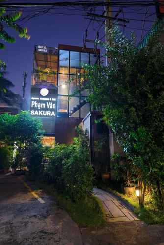 EXTERIOR_BUILDING Japanese Restaurant and Hotel Sakura