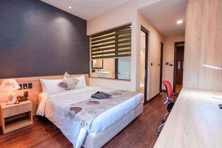 BEDROOM Khách sạn Momizi Hải Phòng