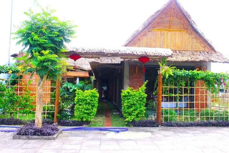 EXTERIOR_BUILDING Ba's Garden Beachside Homestay