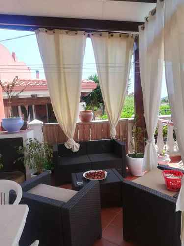 COMMON_SPACE Apartment With 2 Bedrooms in Pianoconte, With Wonderful sea View, Furnished Terrace and Wifi - 2 km From the Beach