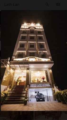 EXTERIOR_BUILDING Khách sạn Linh Lan