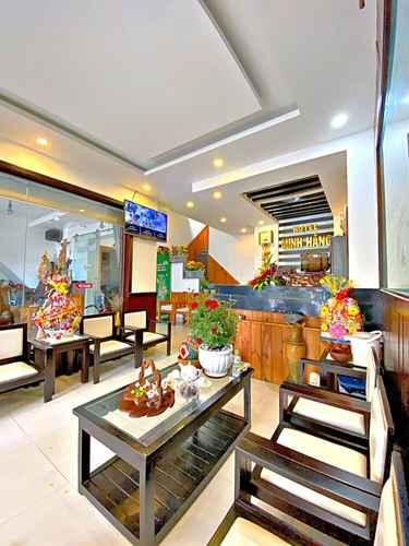 LOBBY Khách sạn Minh Hằng