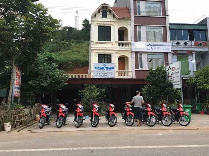 EXTERIOR_BUILDING Hà Giang Paradise Hostel & Tours