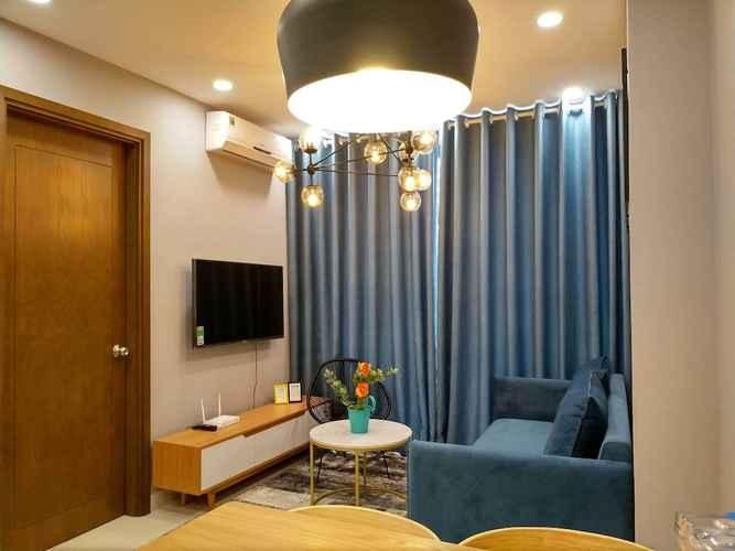 BEDROOM Asahi Luxstay - FLC Green Apartments