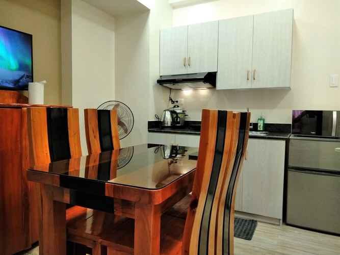 BEDROOM Modern Apartelle Baguio