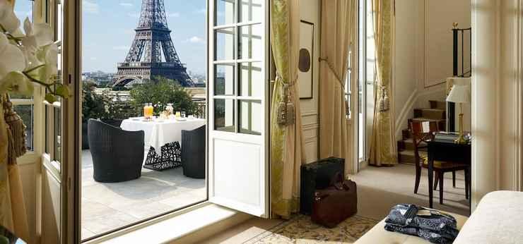 COMMON_SPACE Shangri-La Hotel Paris