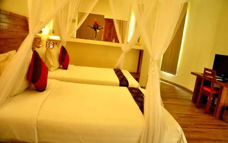 Puri Sari Beach Hotel Manggarai Barat - Two-Bedroom Villa