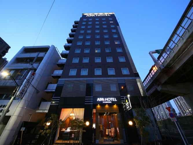 EXTERIOR_BUILDING โรงแรมเอพีเอ นิฮมบาชิ-ฮามาโชเอกิ - มินามิ