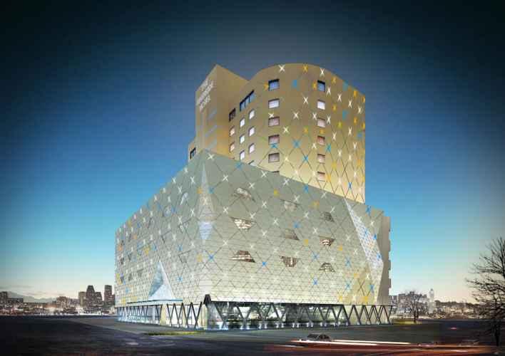 EXTERIOR_BUILDING โรงแรมริเวอร์ไซด์