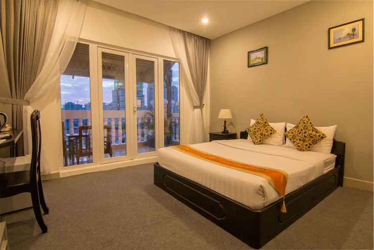 BEDROOM โรงแรมไดมอนท์ พาเลส