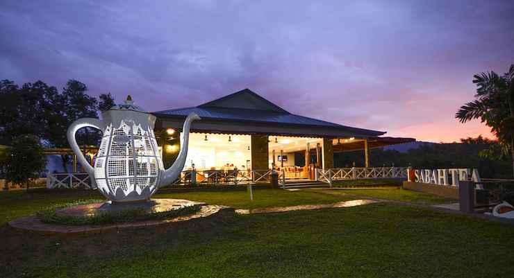 RESTAURANT Sabah Tea Garden