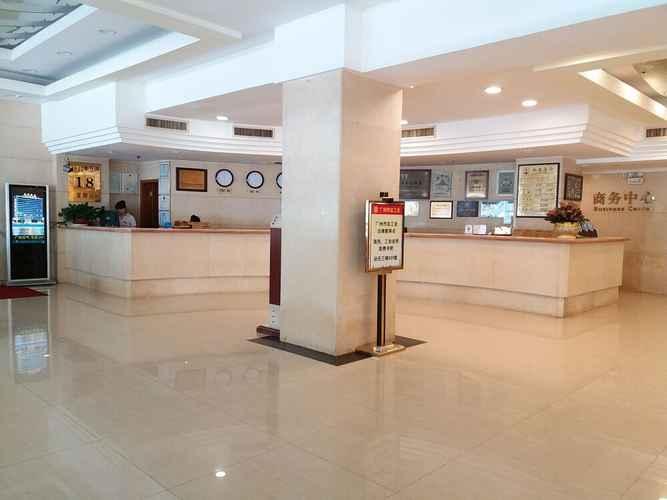 LOBBY โรงแรมเจียงยู กวางโจว