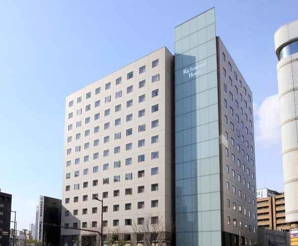 EXTERIOR_BUILDING โรงแรมริชมอนด์ ฟุกุโอกะ เทนจิน