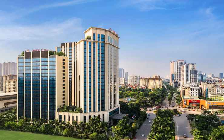 EXTERIOR_BUILDING Crowne Plaza West Hanoi Residences