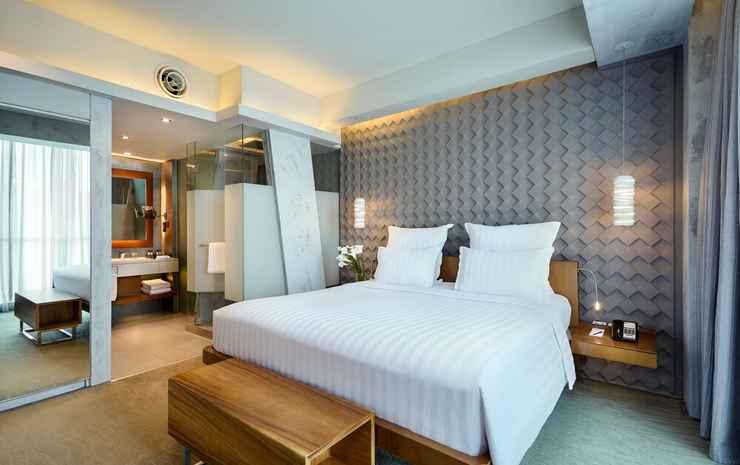 Pullman Jakarta Central Park Jakarta - Suite Eksekutif, 1 Tempat Tidur King (Lounge Access)