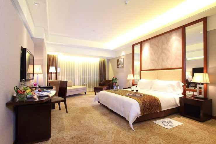BEDROOM โรงแรม แกรนด์ เบย์วิว อินเตอร์เนชั่นเนล ดาลี