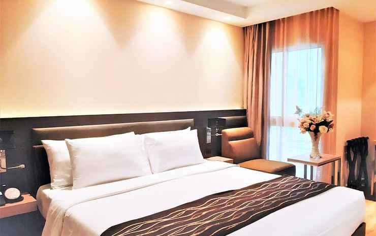 Amora NeoLuxe Hotel Bangkok Bangkok - Kamar Superior, 1 Tempat Tidur King