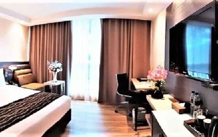 Amora NeoLuxe Hotel Bangkok Bangkok - Kamar Deluks, 1 Tempat Tidur King