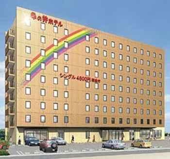 EXTERIOR_BUILDING Hotel AZ Yamaguchi Iwakuni