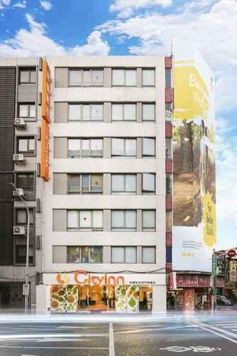 EXTERIOR_BUILDING โรงแรมซิตี้อินน์ พลัส สาขาซีเหมินติง