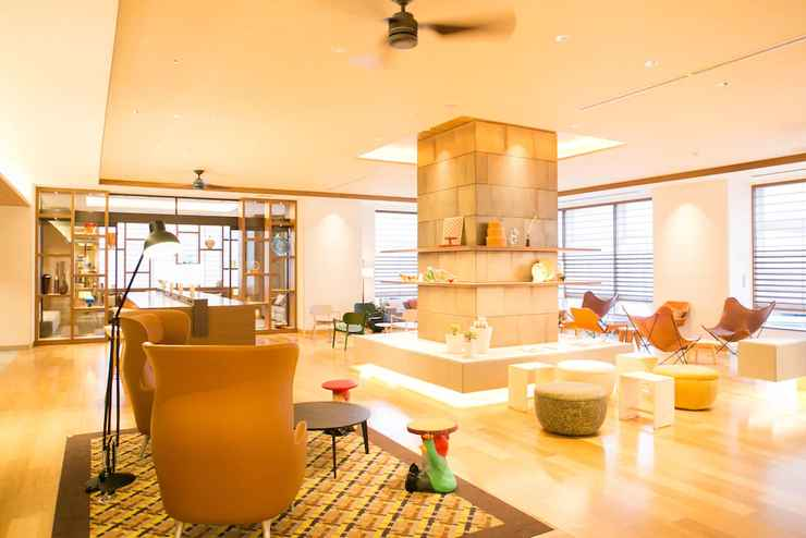 LOBBY Nishitetsu Hotel Croom Hakata