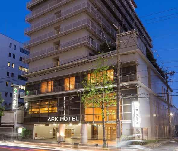 EXTERIOR_BUILDING โรงแรมอาร์ค เกียวโต - รูท อินน์ โฮเทล -