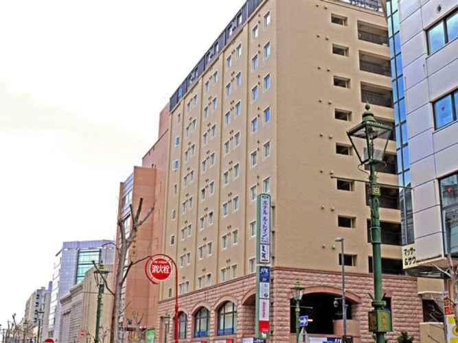 EXTERIOR_BUILDING Hotel Route-Inn Yokohama Bashamichi