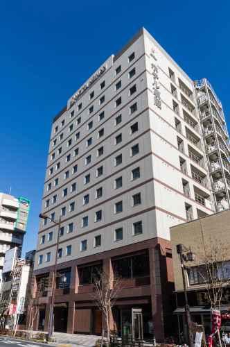EXTERIOR_BUILDING โรงแรมเคย์ฮัน อาซาคุสะ