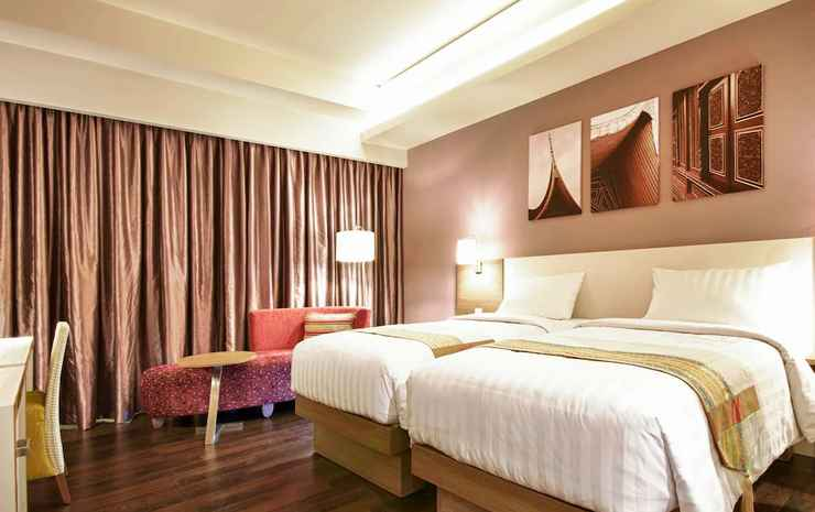 Mercure Padang Padang - Kamar Superior, 2 Tempat Tidur Twin