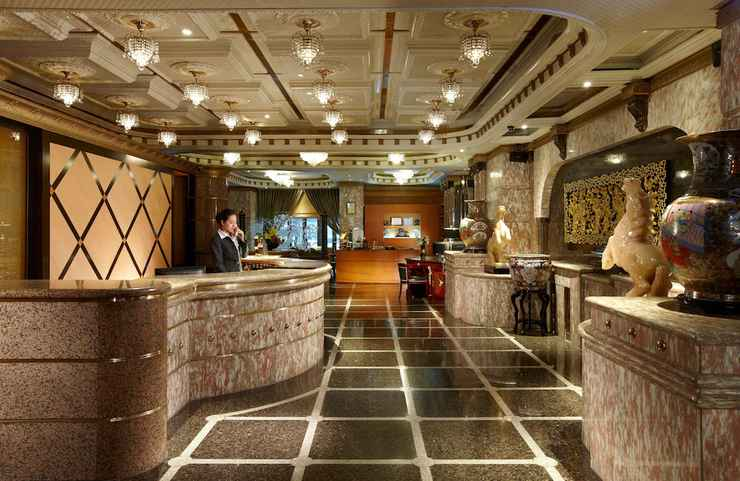 LOBBY โรงแรมไทเป ชาร์มิ่งซิตี้ ซินยี่