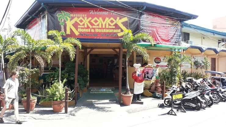 EXTERIOR_BUILDING Kokomos Hotel & Restaurant