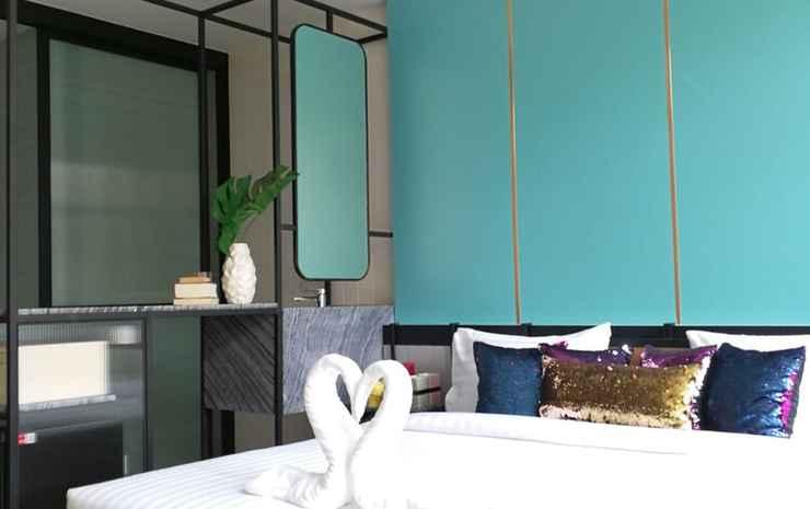 Miami Hotel Bangkok Bangkok - Kamar Double atau Twin Deluks
