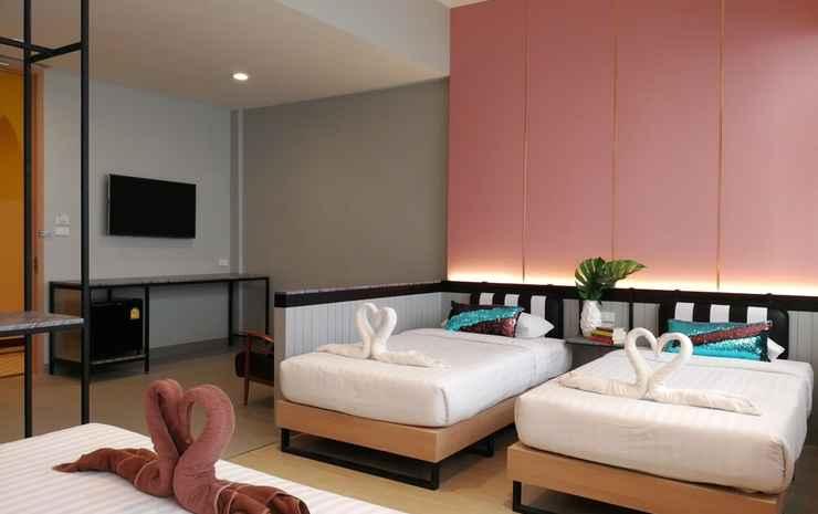 Miami Hotel Bangkok Bangkok - Kamar Triple Deluks