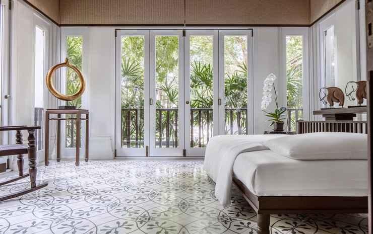 137 Pillars House Chiang Mai - David Fleming Macfie Suites