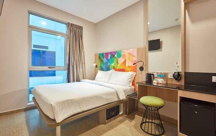 ibis budget Singapore Clarke Quay Singapore - Kamar Double Superior, 1 Tempat Tidur Double