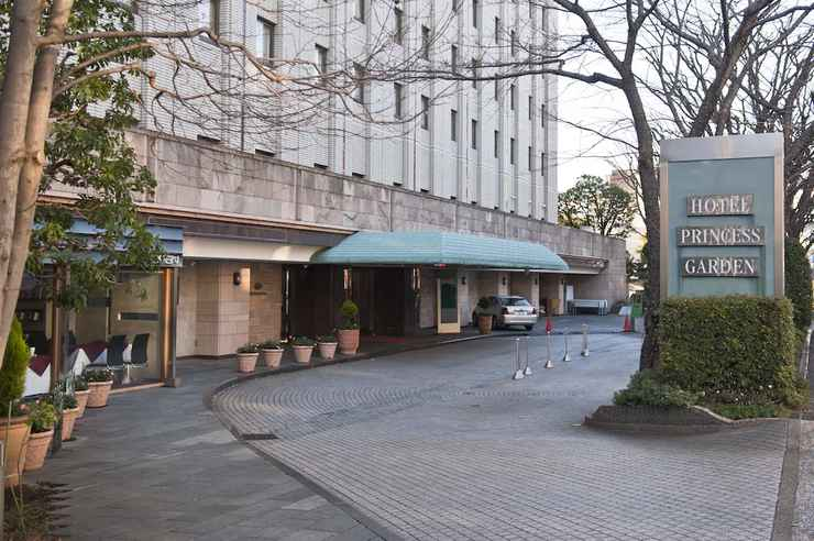 EXTERIOR_BUILDING โรงแรมพรินเซส การ์เดน