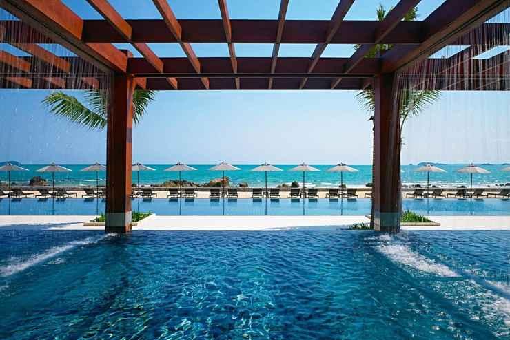 SWIMMING_POOL Rayong Marriott Resort & Spa