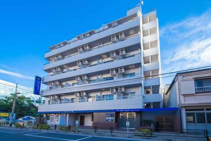 EXTERIOR_BUILDING โรงแรมมายสเตย์ส อุเอโนะ อิริยะงุจิ