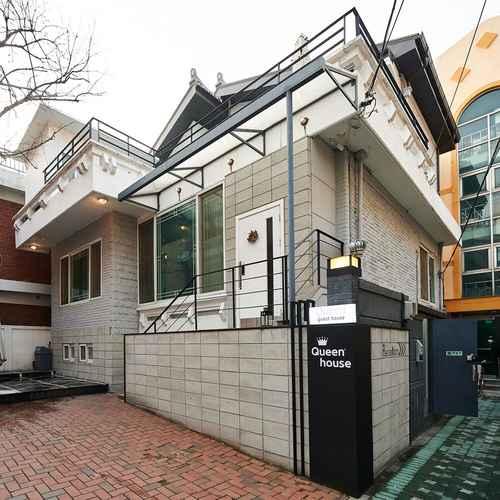 EXTERIOR_BUILDING Queen House Hongdae