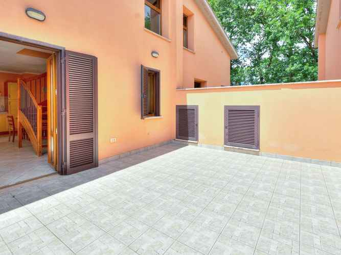 COMMON_SPACE Charming Holiday Home in Sorano With Swimming Pool