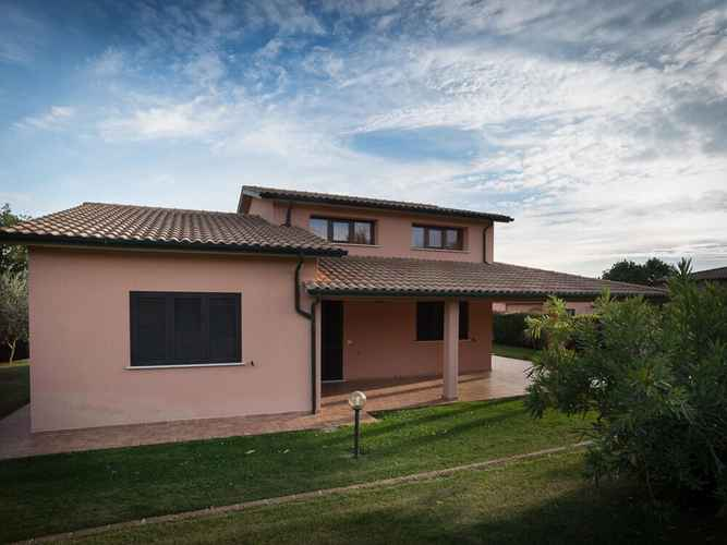 EXTERIOR_BUILDING Lovely Holiday Home in Sorano With Swimming Pool