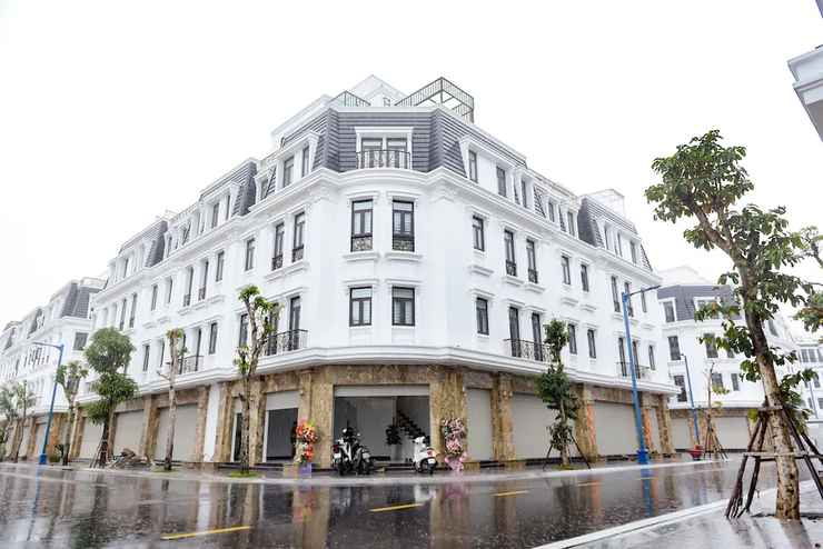 EXTERIOR_BUILDING Rainbow Apartment Hải Phòng