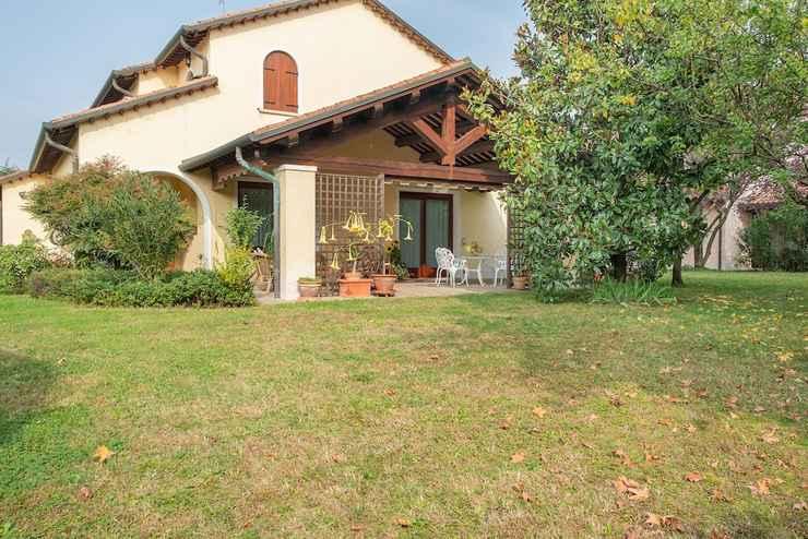 EXTERIOR_BUILDING Exclusive Garden Villa con vista sui Colli Euganei